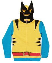 Picture of Wolverine Costume Adult Mens Hoodie