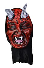 Picture of Frightening Red Devil Mask