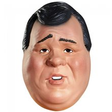 Picture of Governor Christie Vacuform Half Mask