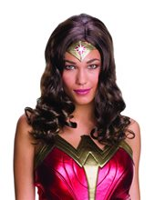 Picture of Batman v Superman Wonder Woman Adult Wig