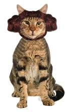 Picture of Star Wars Princess Leia Buns Cat Headband
