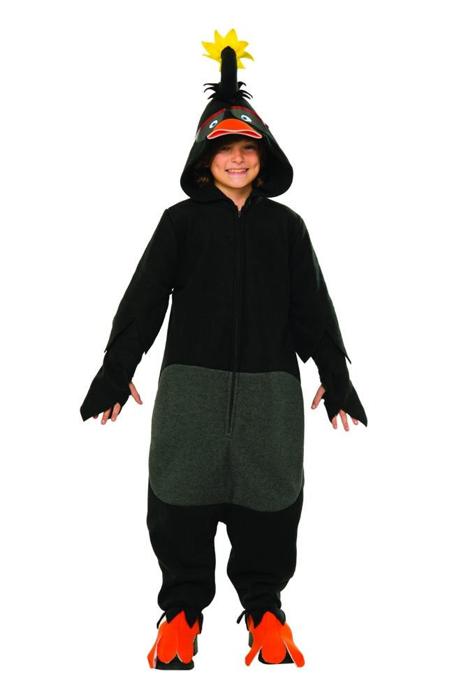 Picture of Angry Birds Movie Bomb Child Costume