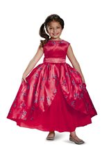Picture of Elena of Avalor Deluxe Ballroom Gown Child Costume
