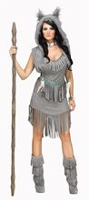 Picture of Sexy Wolf Dancer Adult Womens Costume