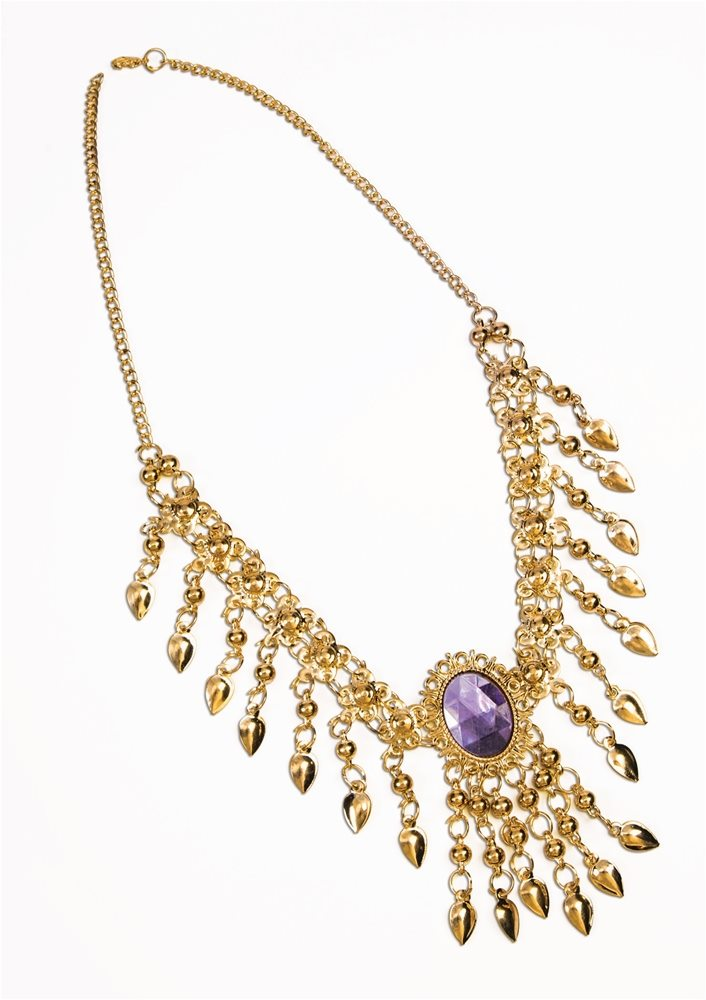 Picture of Desert Princess Golden Necklace