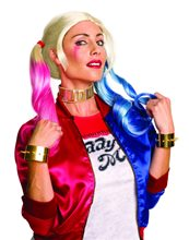 Picture of Suicide Squad Harley Quinn Jewelry Set