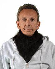 Picture of Black Fur Costume Collar