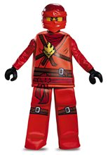 Picture of Lego Ninjago Prestige Kai Child Costume
