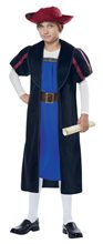Picture of Explorer Christopher Columbus Child Costume