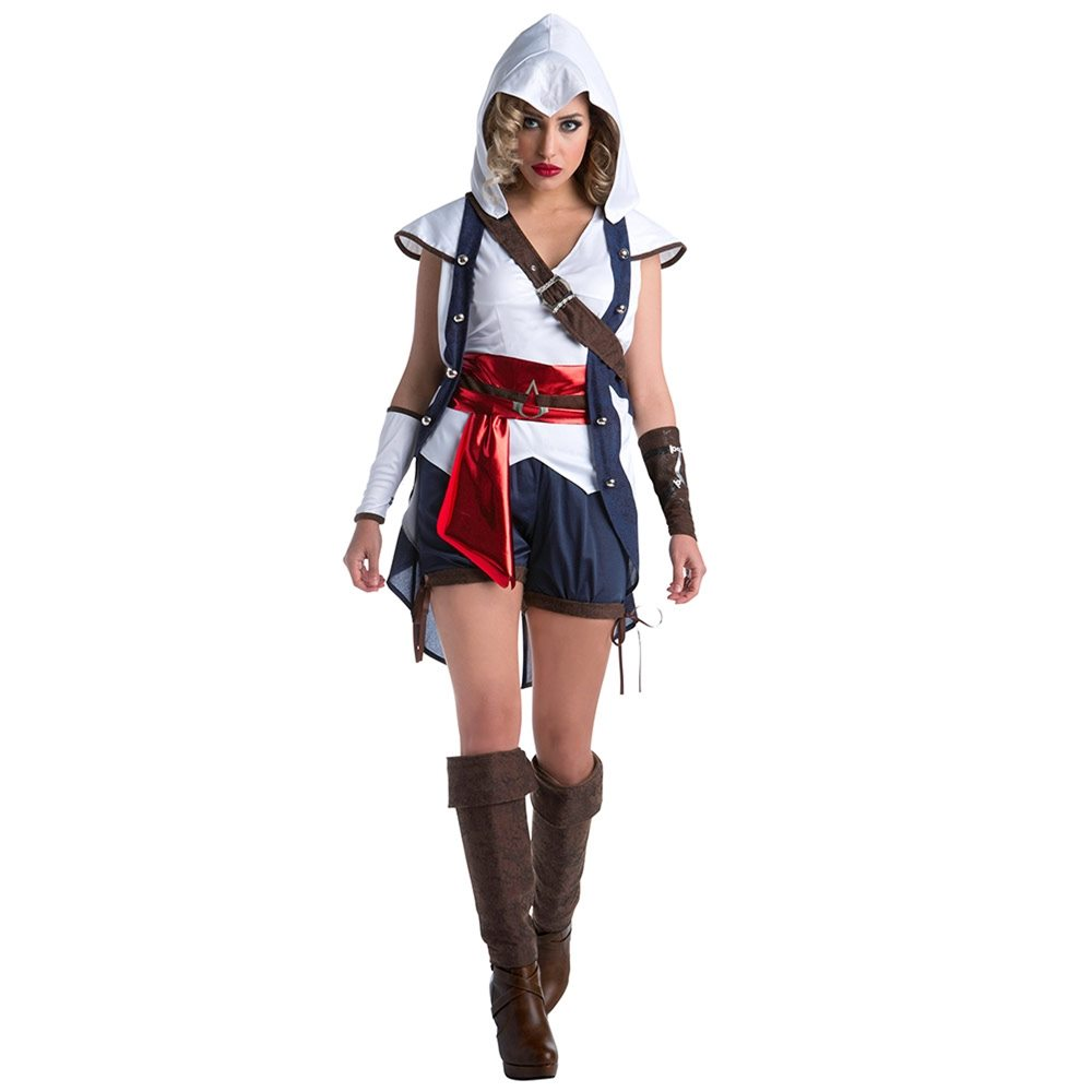 Picture of Assassin's Creed Classic Connor Adult Womens Costume
