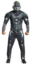 Picture of Halo Spartan Locke Muscle Adult Mens Costume