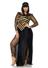 Picture of Egyptian Nile Queen Adult Womens Plus Size Costume