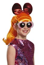 Picture of Powerpuff Girls Blossom Child Wig