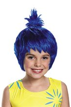 Picture of Inside Out Movie Joy Child Wig