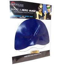 Picture of Make A Hero Mask Latex Appliance (More Colors)