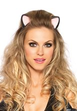 Picture of Kitty Latex Ear Headband