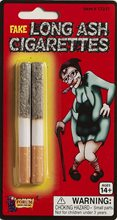Picture of Fake Long Ash Cigarettes 2ct