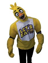 Picture of Five Nights at Freddy's Chica Adult Mens Costume