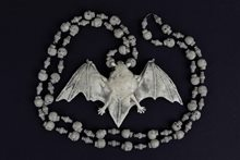 Picture of Bats & Skulls Necklace