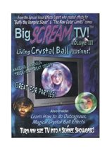 Picture of Big Scream TV! Crystal Ball Vol. 3