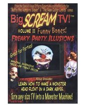 Picture of Big Scream TV! Funny Bones Vol. 2