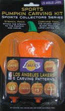 Picture of NBA Los Angeles Lakers Pumpkin Carving Kit