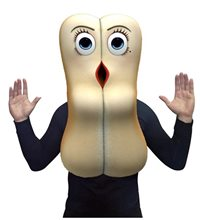 Picture of Sausage Party Brenda Mask