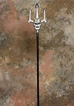Picture of Deluxe Skull Trident 48in