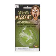 Picture of Glow in the Dark Maggots