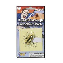Picture of Bullet Through Window Joke