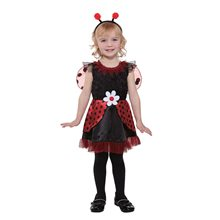 Picture of Ladybug Fairy Toddler Costume