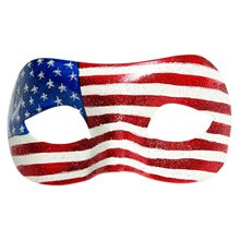 Picture of American Flag Eye Mask