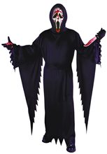 Picture of Scream Bleeding Ghost Face Adult Mens Costume