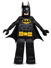 Picture of Batman Lego Prestige Child Costume