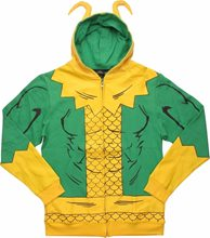 Picture of Loki Adult Mens Hoodie