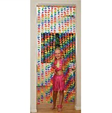 Picture of Hawaiian Flower Party Curtain