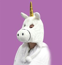 Picture of Unicorn Plush Mask