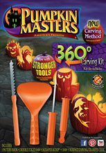 Picture of Pumpkin Master 360 Carving Kit