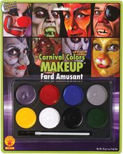 Picture of Carnival Colors Makeup