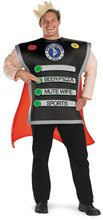 Picture of Remote Control Crusader Adult Mens Costume