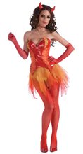 Picture of Demonica Deluxe Adult Womens Costume