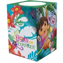 Picture of Dora the Explorer Flameless Candle