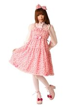Picture of Heart Taffy Dress Adult Womens Costume
