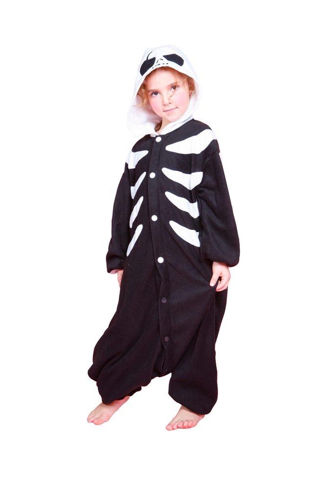 Picture of BCozy Skeleton Child Onesie