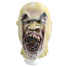 Picture of Crazy Zombie Adult Mask