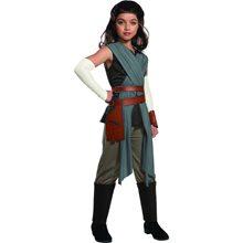 Picture of Star Wars The Last Jedi Deluxe Rey Child Costume