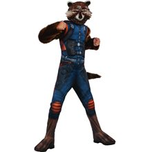 Picture of Guardians of the Galaxy Vol. 2 Deluxe Rocket Child Costume