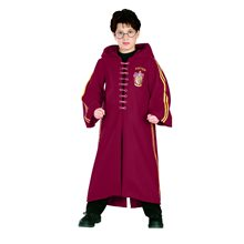 Picture of Harry Potter Deluxe Quidditch Child Robe