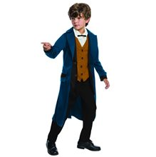 Picture of Fantastic Beasts Deluxe Newt Scamander Child Costume