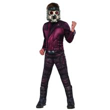 Picture of Guardians of the Galaxy Vol. 2 Deluxe Star-Lord Child Costume